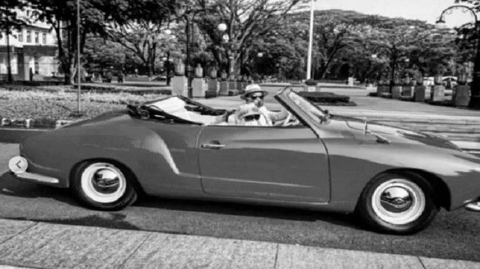 Design Baju Lebaran Ridwan Kamil Ipdd Ridwan Kamil Ajak Ibunda Keliling Pakai Mobil Antik