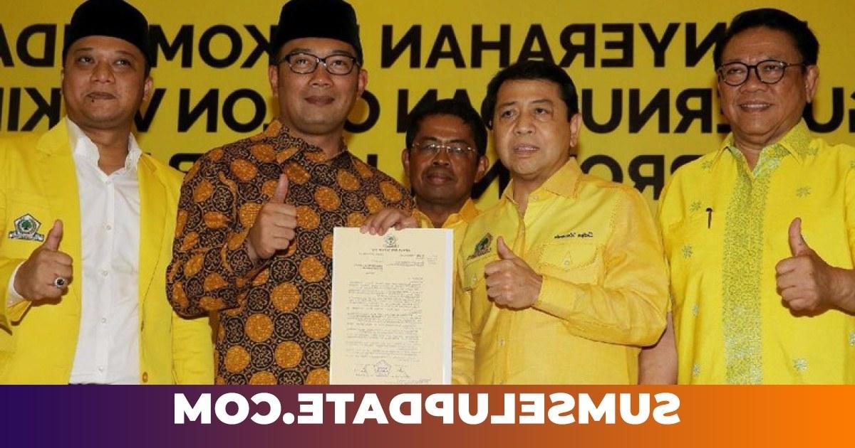 Design Baju Lebaran Ridwan Kamil Q0d4 Golkar Cabut Dukungan Ppp Tetap Dukung Ridwan Kamil
