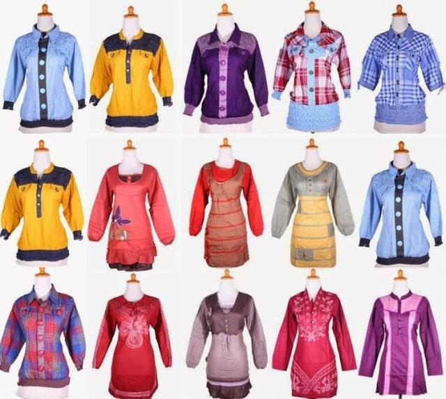 Design Baju Lebaran Terbaru Tanah Abang Whdr Koleksi Model Baju Terbaru Tanah Abang Masa Kini