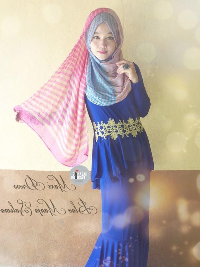 Design Baju Lebaran Terkini Dddy Gaya Tren Busana Lebaran Untuk Wanita Muslim Tren Info