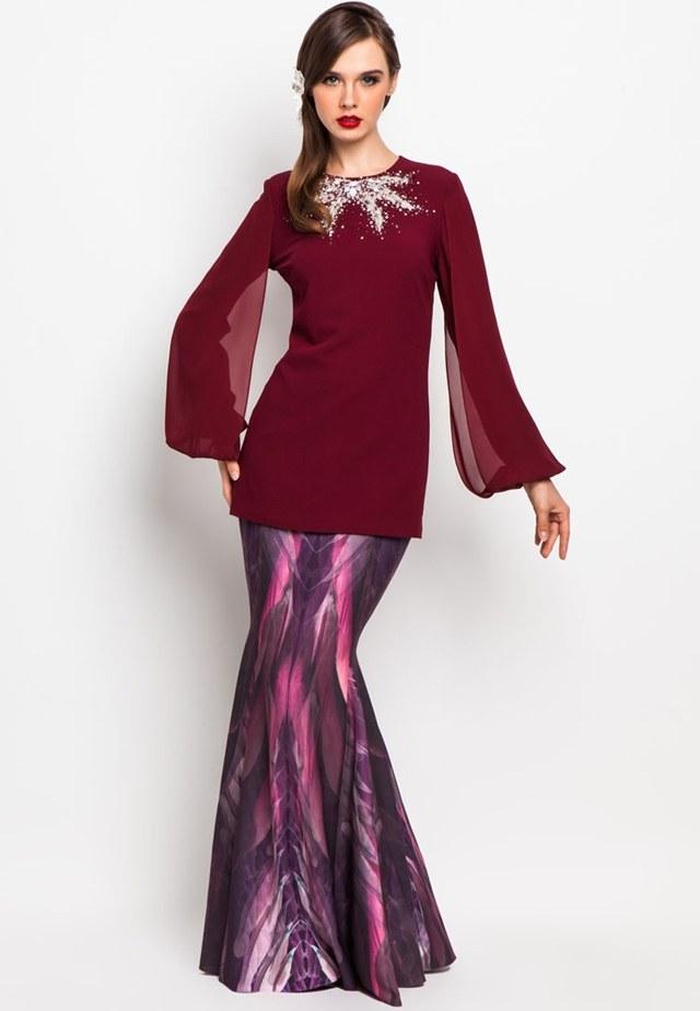 Design Baju Lebaran Terkini O2d5 Baju Raya Dari Jovian Mandagie 2013 Love is Cinta