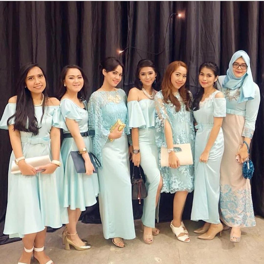 Design Baju Lebaran Terkini S5d8 Trend Gaun Batik