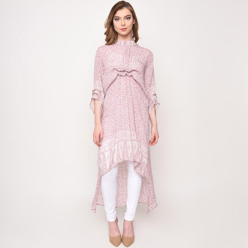 Design Baju Lebaran Tunik S5d8 7 Baju Lebaran Wanita Paling Modis 2020 2020 Diskonaja