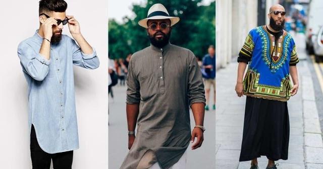 Design Baju Lebaran Untuk Pria 87dx Inspirasi Baju Lebaran Ala Pria Timur Tengah Yang Bisa
