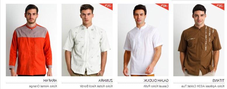 Design Baju Lebaran Untuk Pria 9fdy Contoh Desain Baju Koko Pria Terbaru Untuk Lebaran