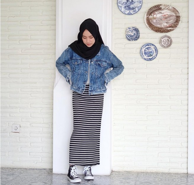 Design Fashion Muslimah Kekinian S1du assalamualaikum Cantik