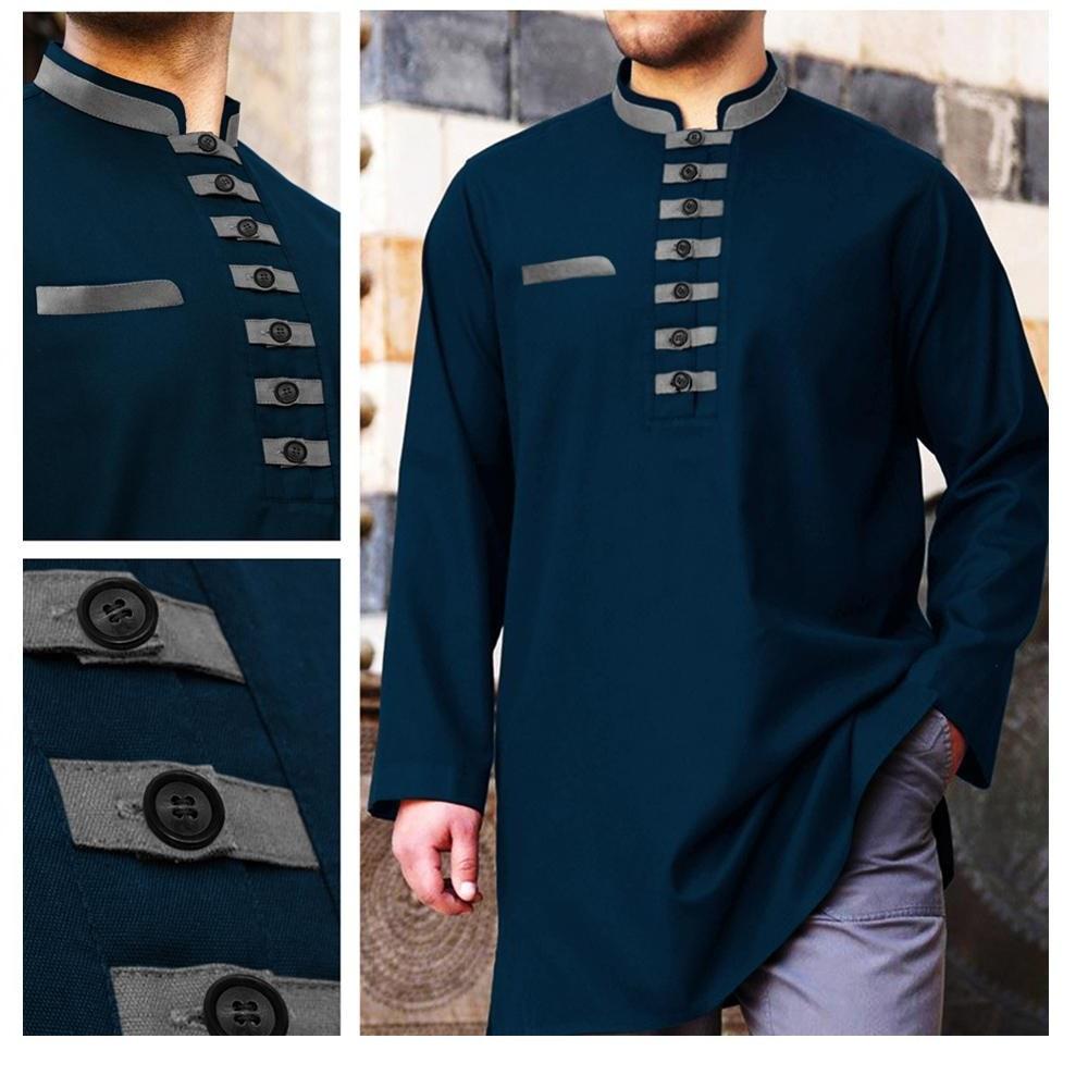 Design Lazada Baju Lebaran 9fdy Baju Muslim Pria Terbaik & Termurah