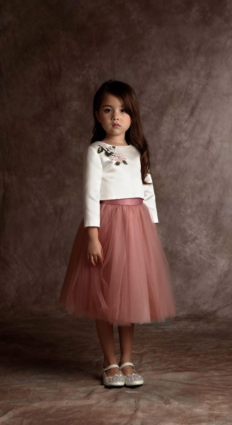Design Model Baju Lebaran 2019 Untuk Anak Perempuan 3id6 60 Model Baju Anak Perempuan Terbaru 2019 Ootd 2019 Hits