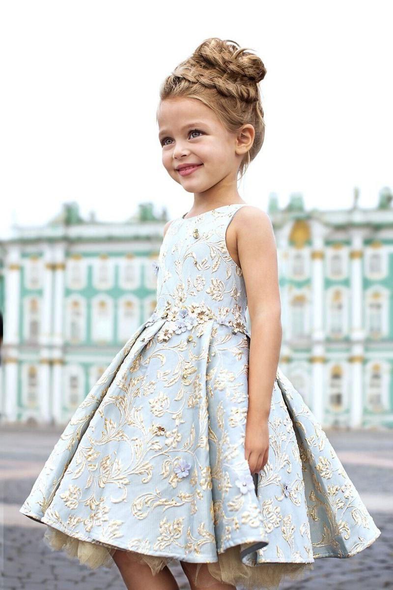Design Model Baju Lebaran 2019 Untuk Anak Perempuan X8d1 60 Model Baju Anak Perempuan Terbaru 2019 Ootd 2019 Hits