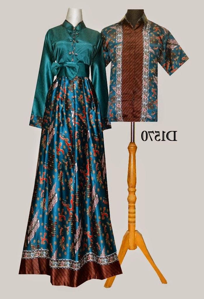 Design Model Baju Lebaran Batik Drdp 15 Koleksi Model Baju Batik Khusus Lebaran Terbaru 2016