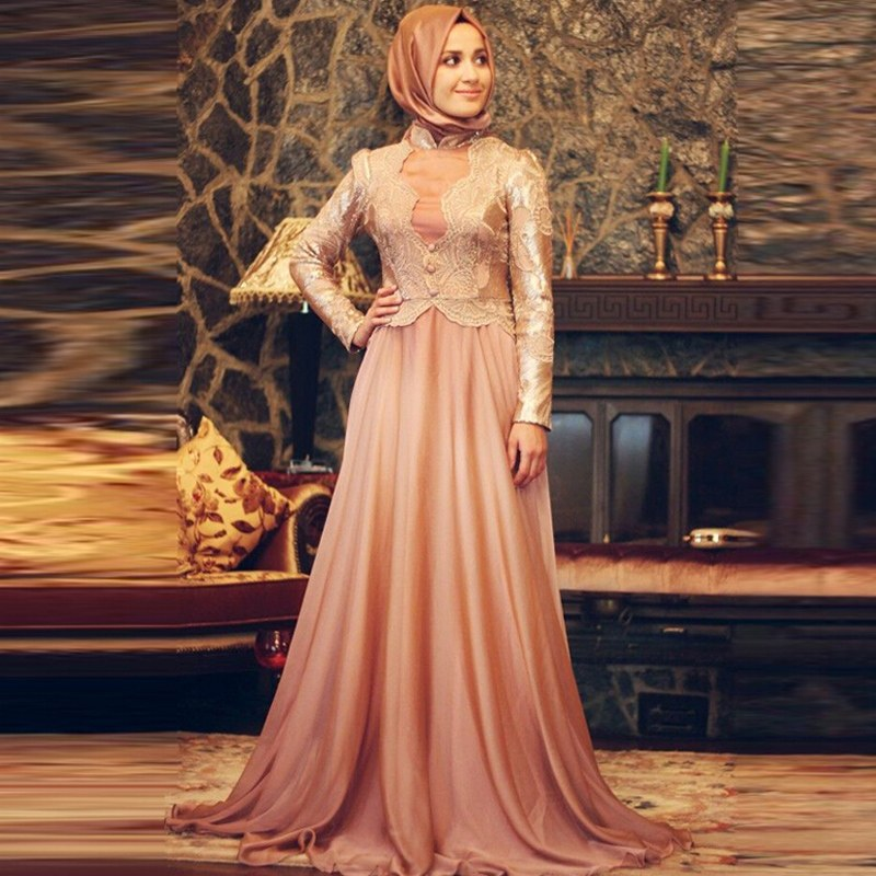 Design Model Baju Lebaran Muslim 2018 Ipdd 50 Model Baju Lebaran Terbaru 2018 Modern & Elegan