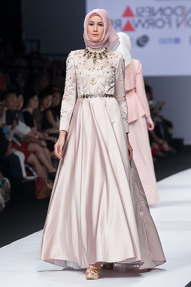 Design Model Baju Lebaran Muslimah Ftd8 50 Model Baju Lebaran Terbaru 2018 Modern & Elegan