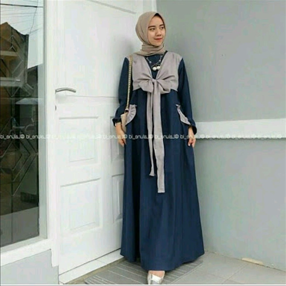 Design Model Baju Lebaran Nissa Sabyan Bqdd Jual Gamis Nissa Sabyan Di Lapak Rina Chairani Rinachainst