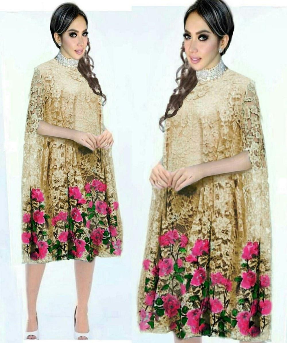 Design Model Baju Lebaran Syahrini Terbaru 9ddf Jual Kaftan Syahrini Lace Pakaian Kemeja Baju Busana Kaos