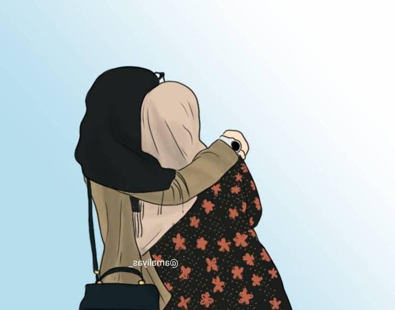 Design Muslimah Bercadar Cantik Kartun Gdd0 75 Gambar Kartun Muslimah Cantik Dan Imut Bercadar