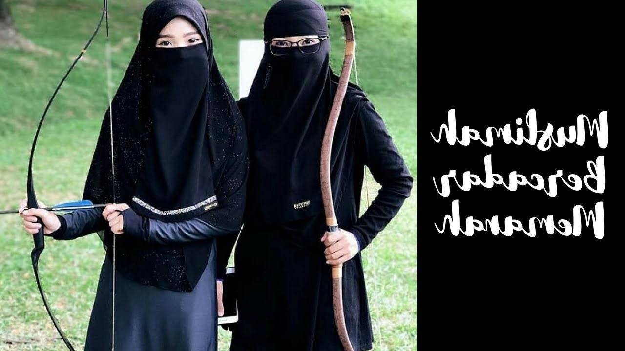 Design Muslimah Bercadar Memanah S5d8 Muslimah Bercadar Memanah Sunnahrasulullah