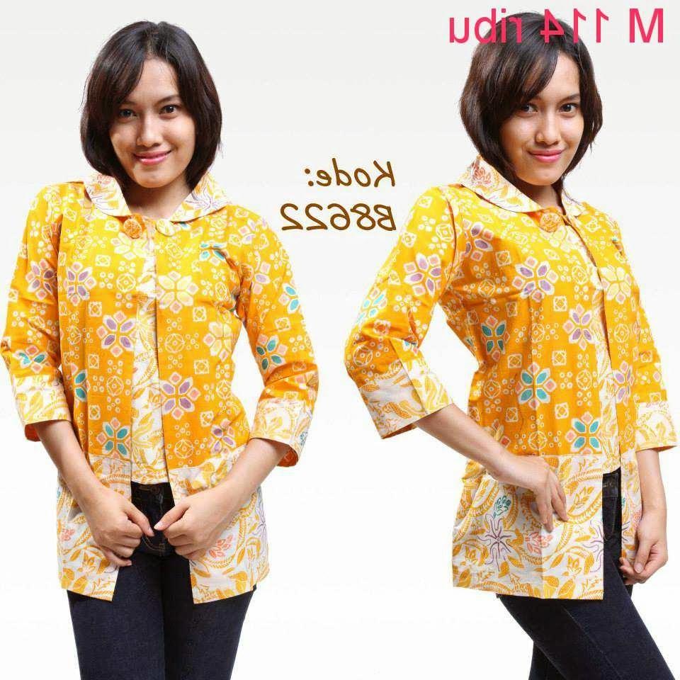 Design Poto Baju Lebaran Fmdf Cari Model Baju Batik Terbaru