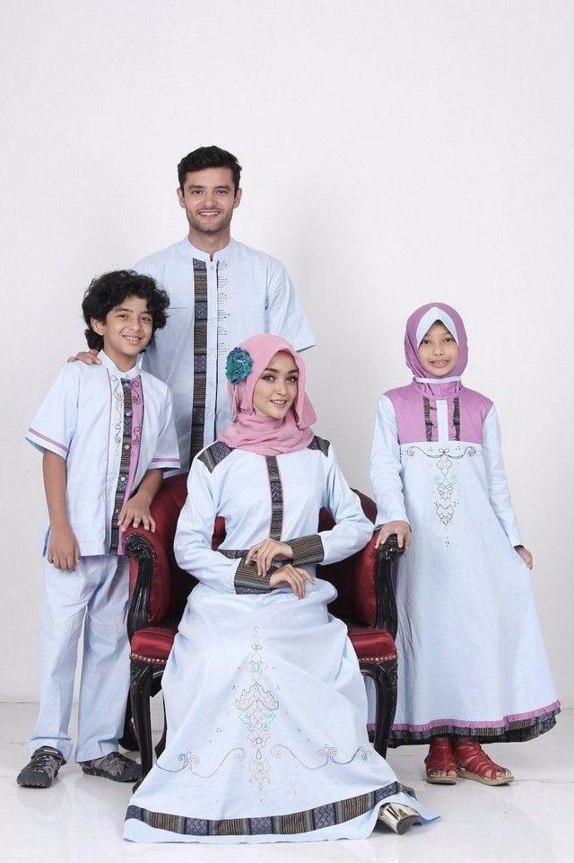 Ide Baju Lebaran 2018 Keluarga Ipdd Baju Lebaran 2018 Keluarga Baju Lebaran Couple 2018