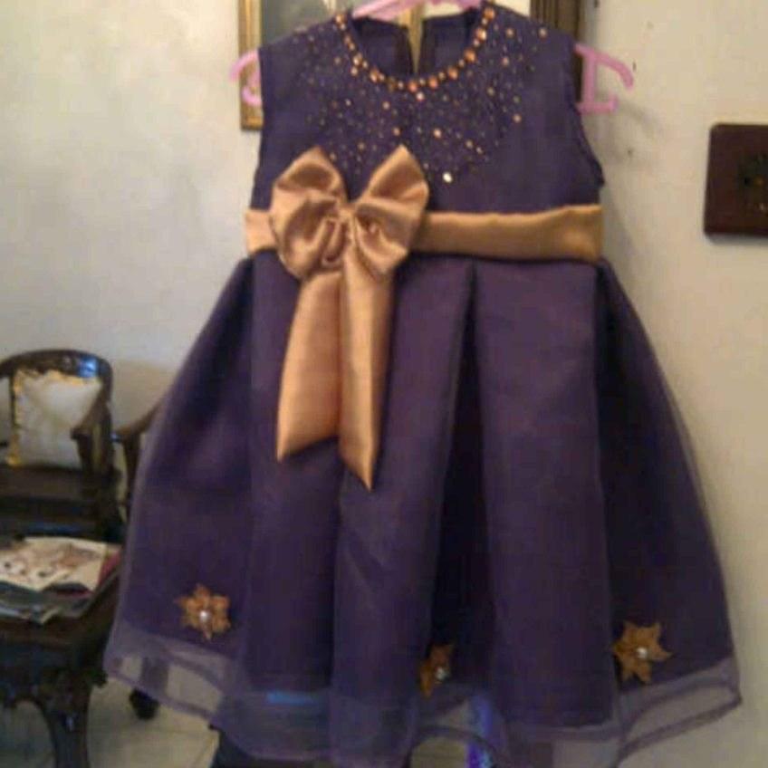 Ide Baju Lebaran Anak 1 Tahun Dddy 30 Model Gamis Anak Usia 1 Tahun Fashion Modern Dan