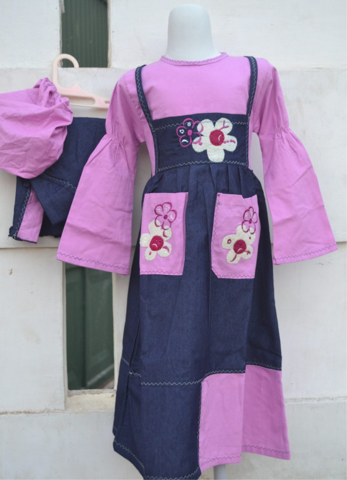 Ide Baju Lebaran Anak 1 Tahun Q5df Jual Baju Muslim Anak Wanita 1 3 Tahun ortucerdas