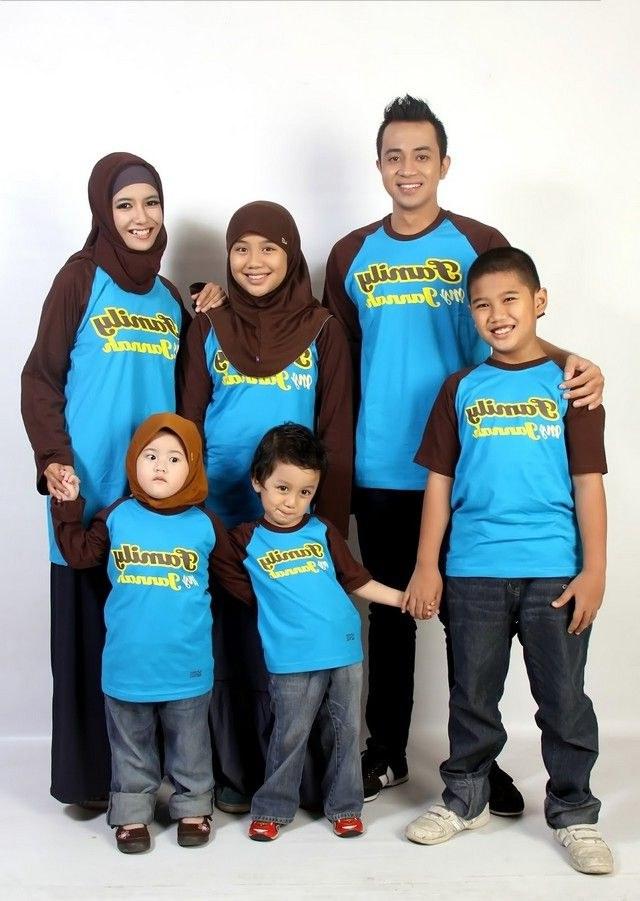 Ide Baju Lebaran Anak 1 Tahun Y7du Baju Lebaran 2018 Keluarga Baju Lebaran Couple 2018