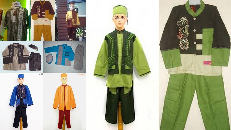 Ide Baju Lebaran Anak Muslim D0dg Natural Model Baju Muslim Untuk Anak Anak