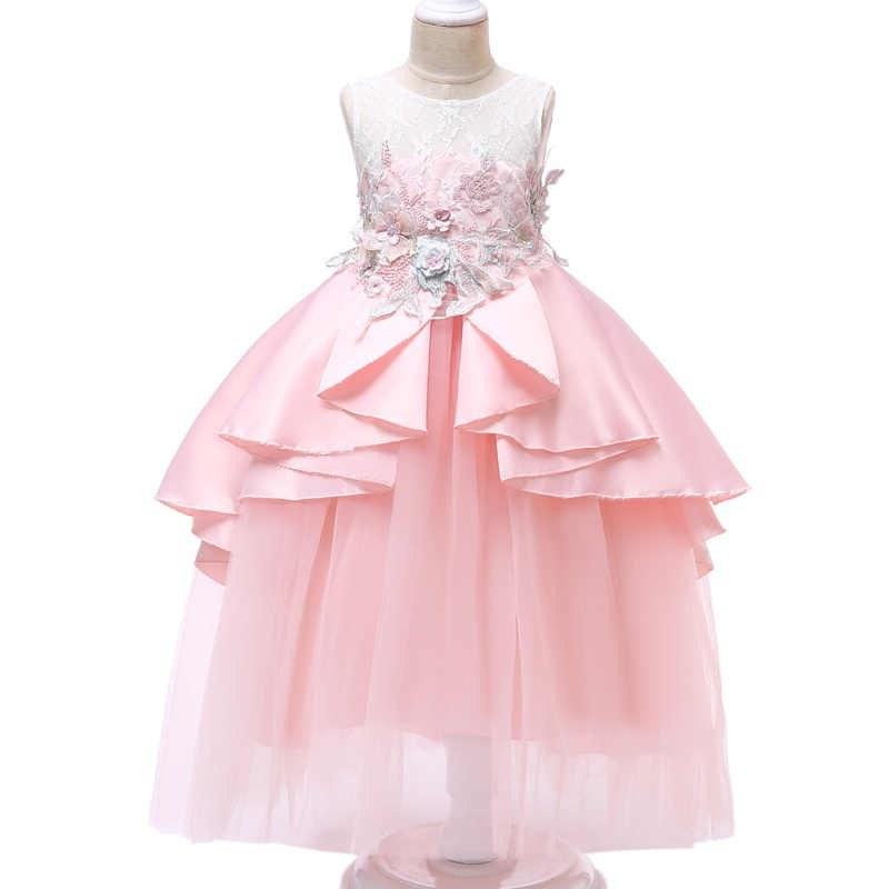 Ide Baju Lebaran Anak Perempuan Umur 9 Tahun 3id6 30 Model Baju Pesta Anak Perempuan Umur 9 Tahun Fashion