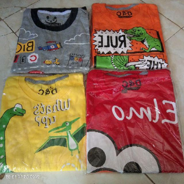 Ide Baju Lebaran Anak Usia 10 Tahun 3ldq Setelan Baju Anak Cowok Umur 1 2 3 4 5 6 7 8 9 10 Tahun