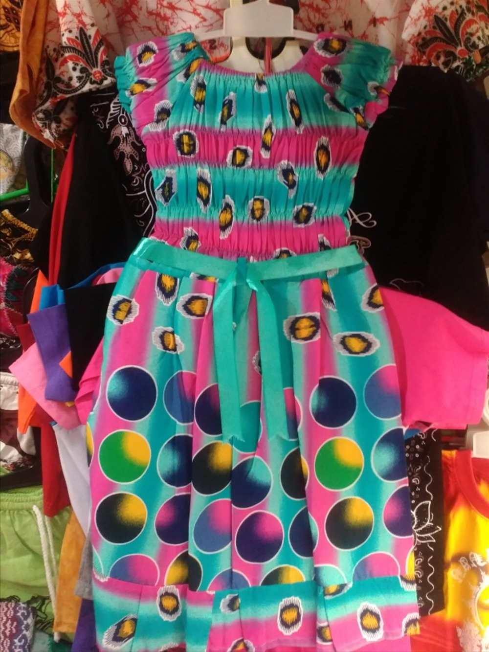 Ide Baju Lebaran Anak Usia 10 Tahun Whdr Jual Termurah Dress Batik Cantik Baju Anak Perempuan