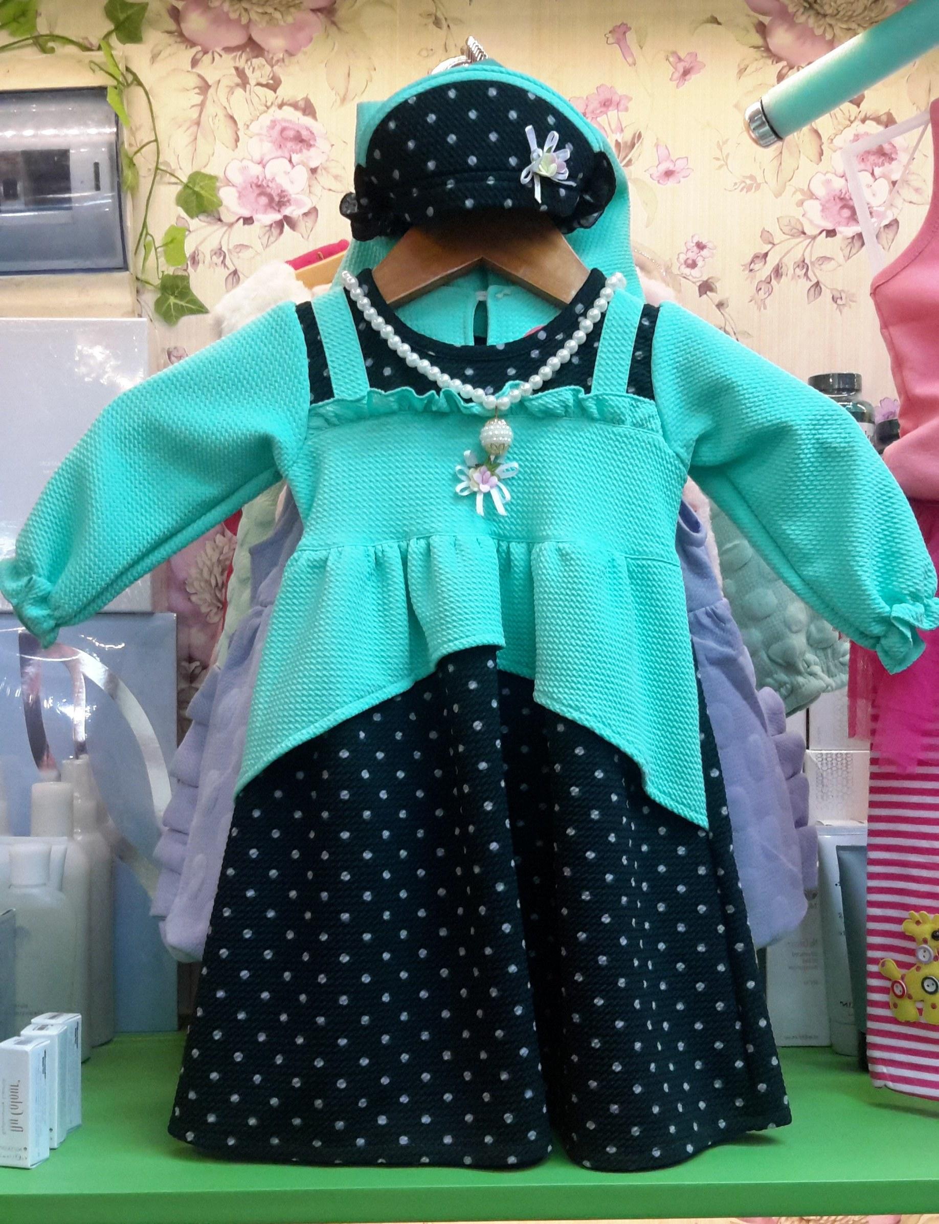 Ide Baju Lebaran Bayi Perempuan 4pde Jual Gamis Anak Perempuan Baju Muslim Bayi Baju Lebaran