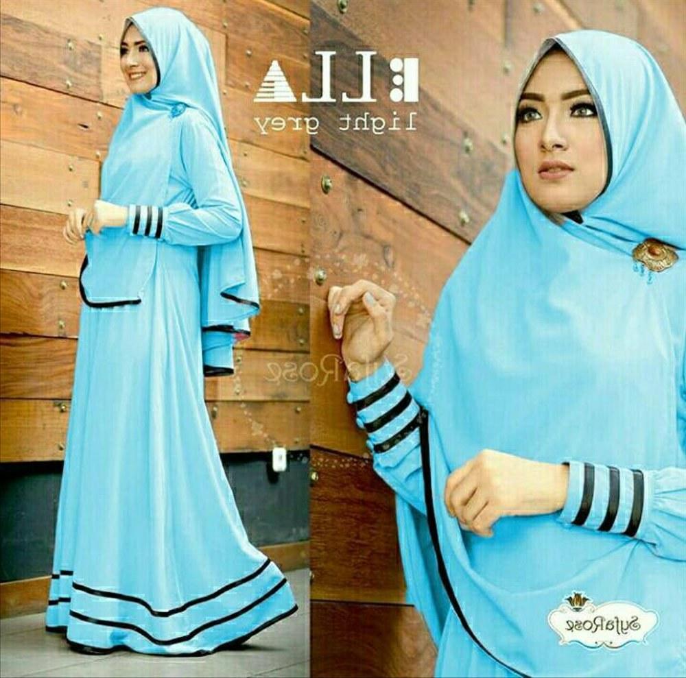 Ide Baju Lebaran Di Lazada Tldn Jual Lazada Baju Muslim Baju Muslim Murah Hijab Maxi