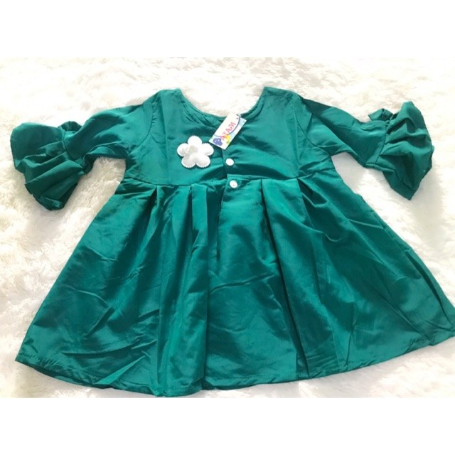 Ide Baju Lebaran Di Shopee 3ldq atasan Anak Baju Lebaran Anak Motif Polos