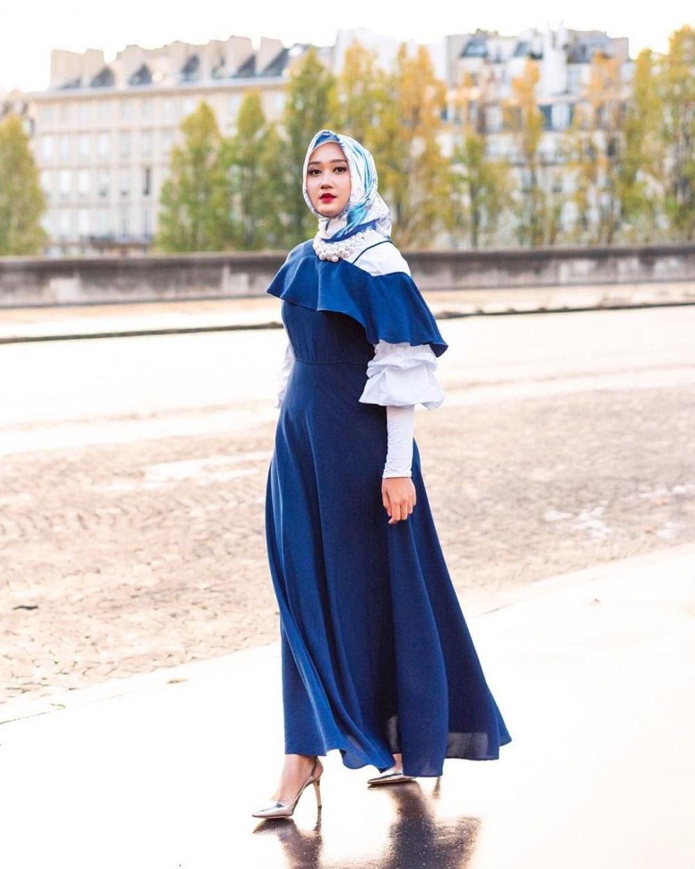 Ide Baju Lebaran Dian Pelangi Dwdk 10 Ide Outfit Lebaran Ala Dian Pelangi Bikin Amu Makin