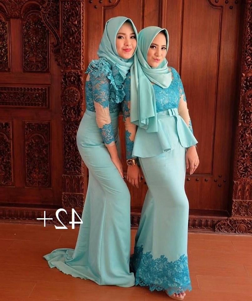 Ide Baju Lebaran Ibu Fmdf Koleksi Model Baju Muslim Lebaran 2016 Batik Gamis