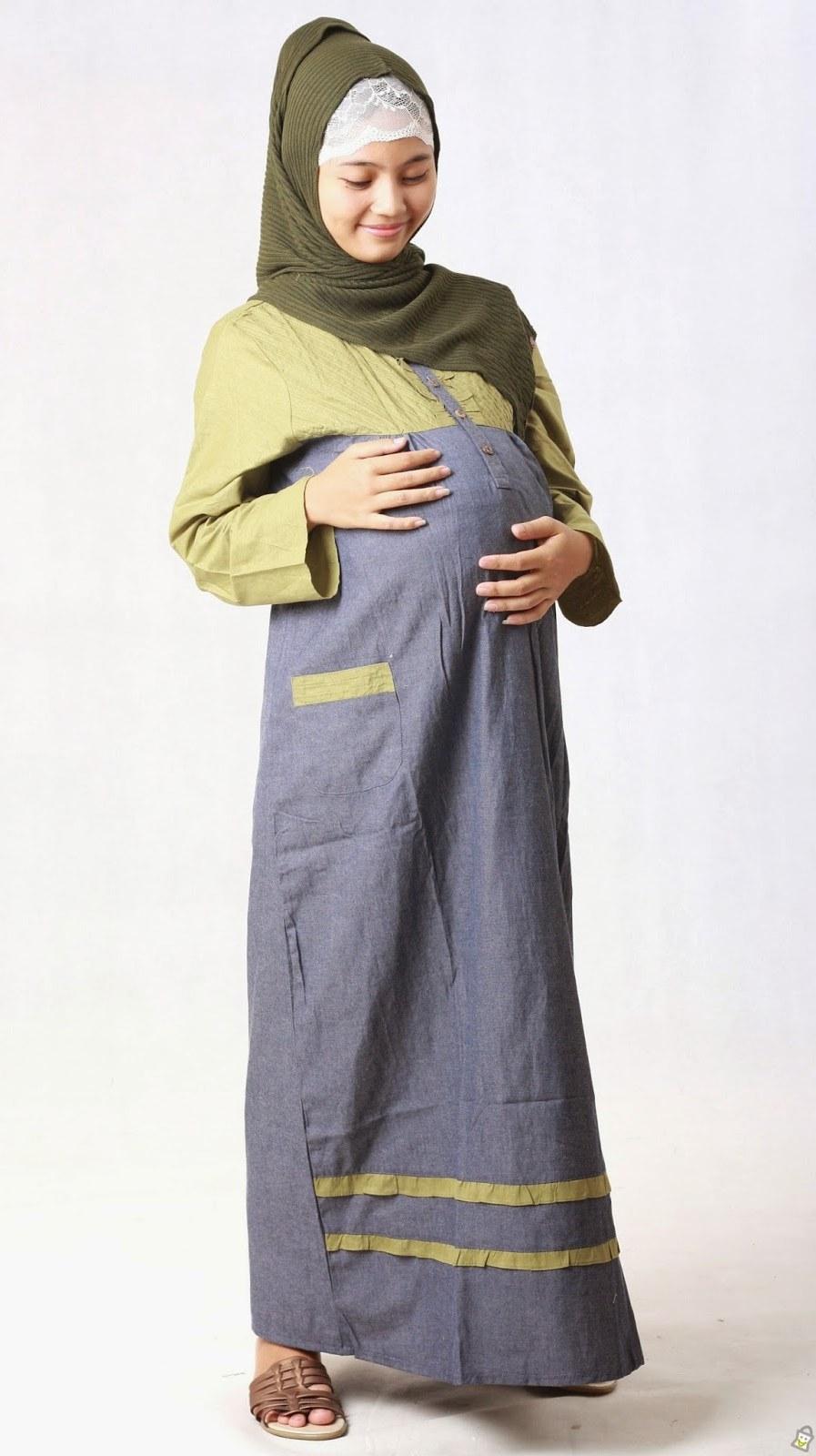 Ide Baju Lebaran Ibu H9d9 Model Busana Muslim Gamis Terbaru Limited