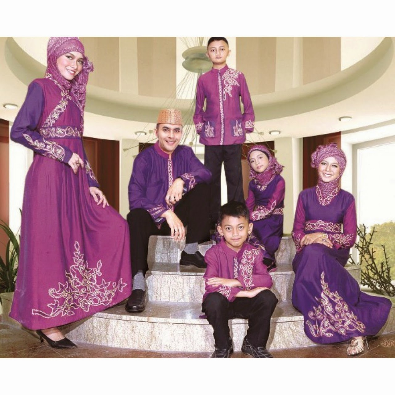 Ide Baju Lebaran Ibu S5d8 Kumpulan Foto Model Baju Kebaya Ibu Dan Anak Trend Baju