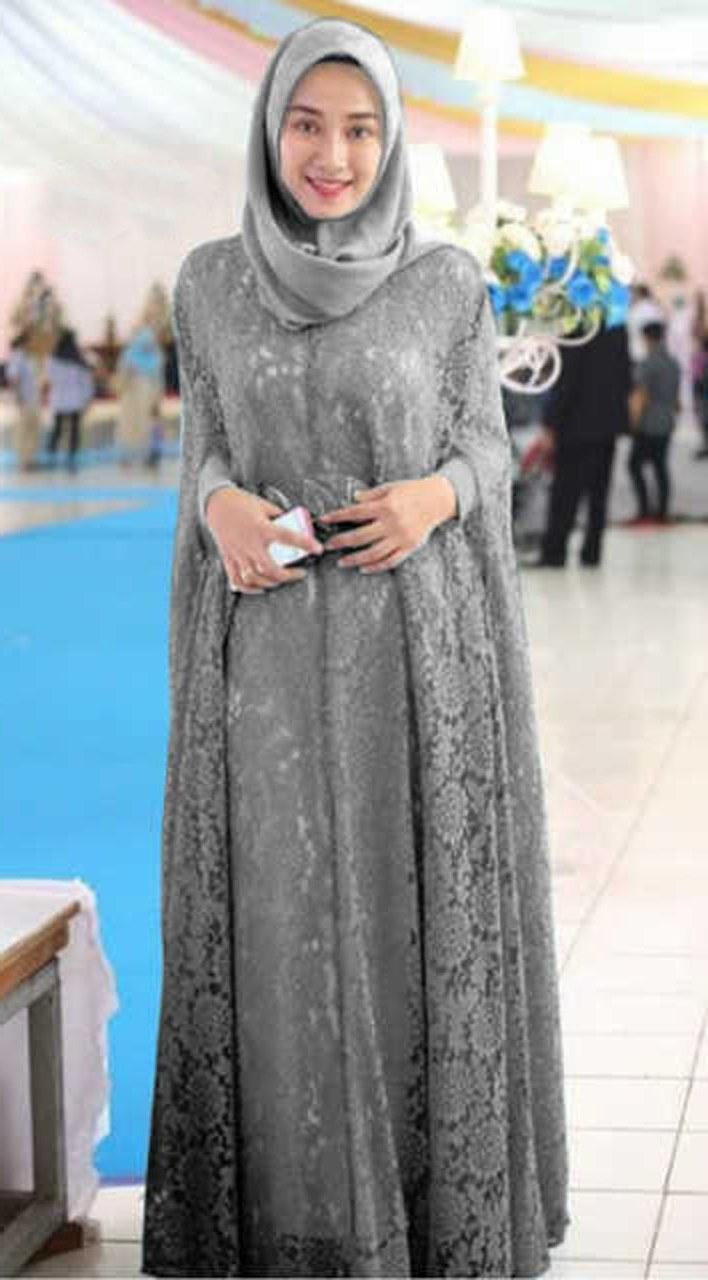 Ide Baju Lebaran Ibu Zwd9 Model Baju Lebaran Untuk Wanita Muslim Gemuk