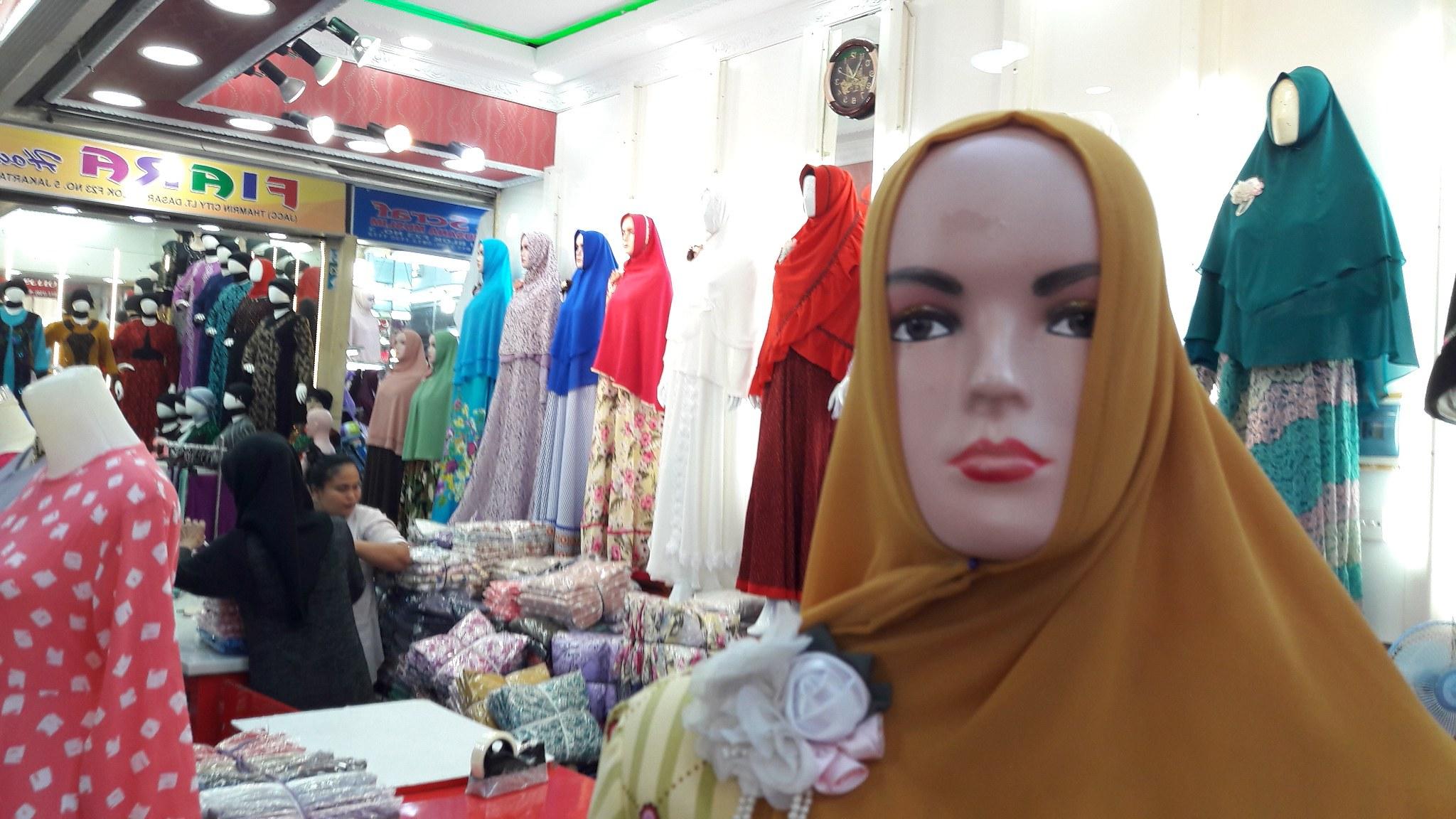 Ide Baju Lebaran Keren Zwdg Model Baju Lebaran Di Thamrin City Mainmata Studio