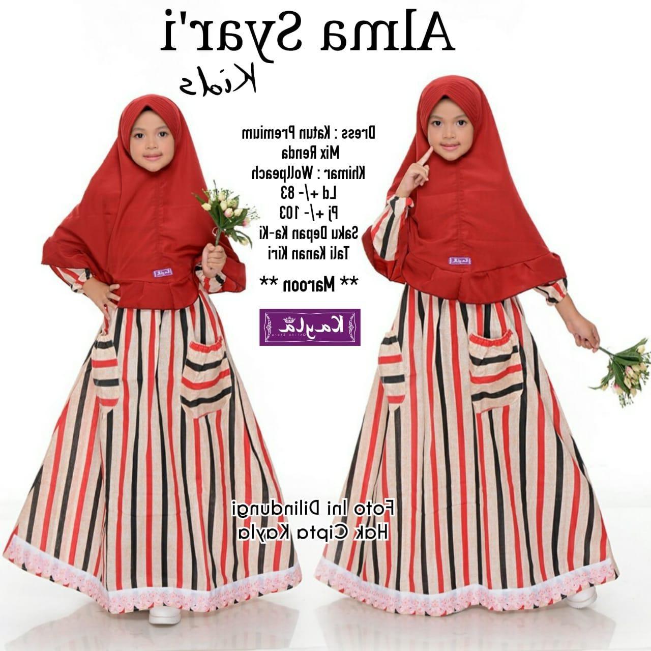 Ide Baju Lebaran Lucu Rldj Gambar Baju Lebaran Untuk Anak Perempuan