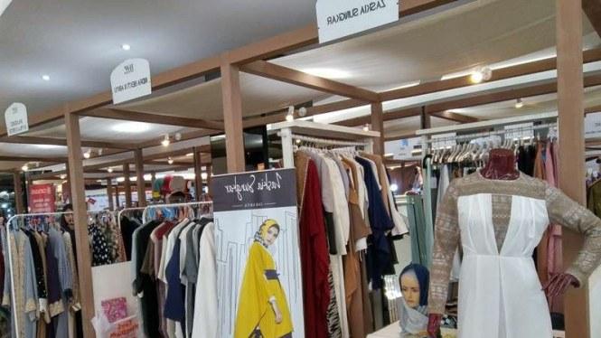 Ide Baju Lebaran Para Artis Dddy Berburu Baju Lebaran Label Artis Di Hijab Festive Week