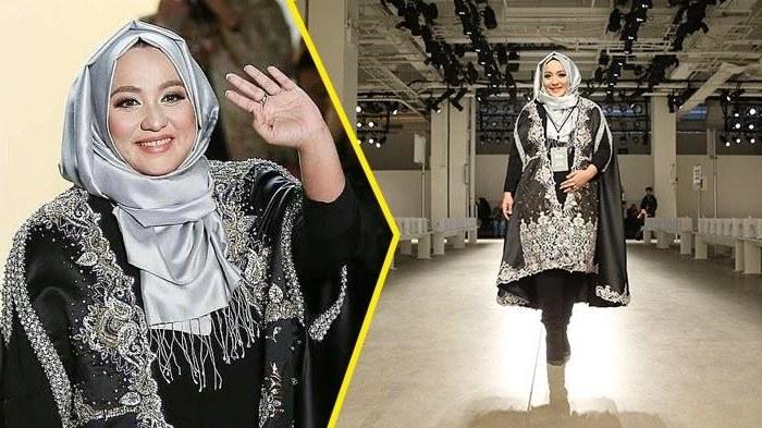 Ide Baju Lebaran Para Artis Etdg Deretan Busana Rancangan Boss First Travel Yang Digunakan