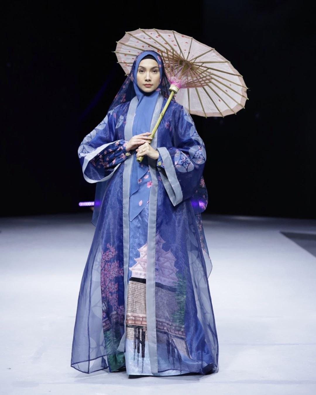 Ide Baju Lebaran Para Artis Fmdf Inspirasi Model Baju Lebaran 2020 Dari Para Desainer