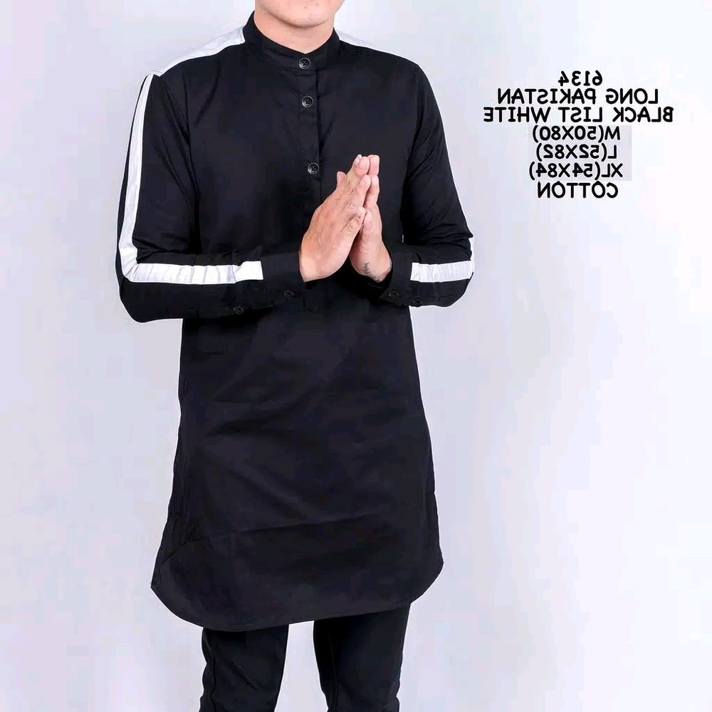 Ide Baju Lebaran Pria Dewasa Mndw Jual Hm17 Baju Koko Pakistan Modern Koko Pria Dewasa Batik