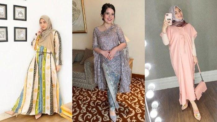 Ide Baju Lebaran Untuk Wanita Nkde Mempesona Di Hari Raya Contek 5 Inspirasi Busana Muslim