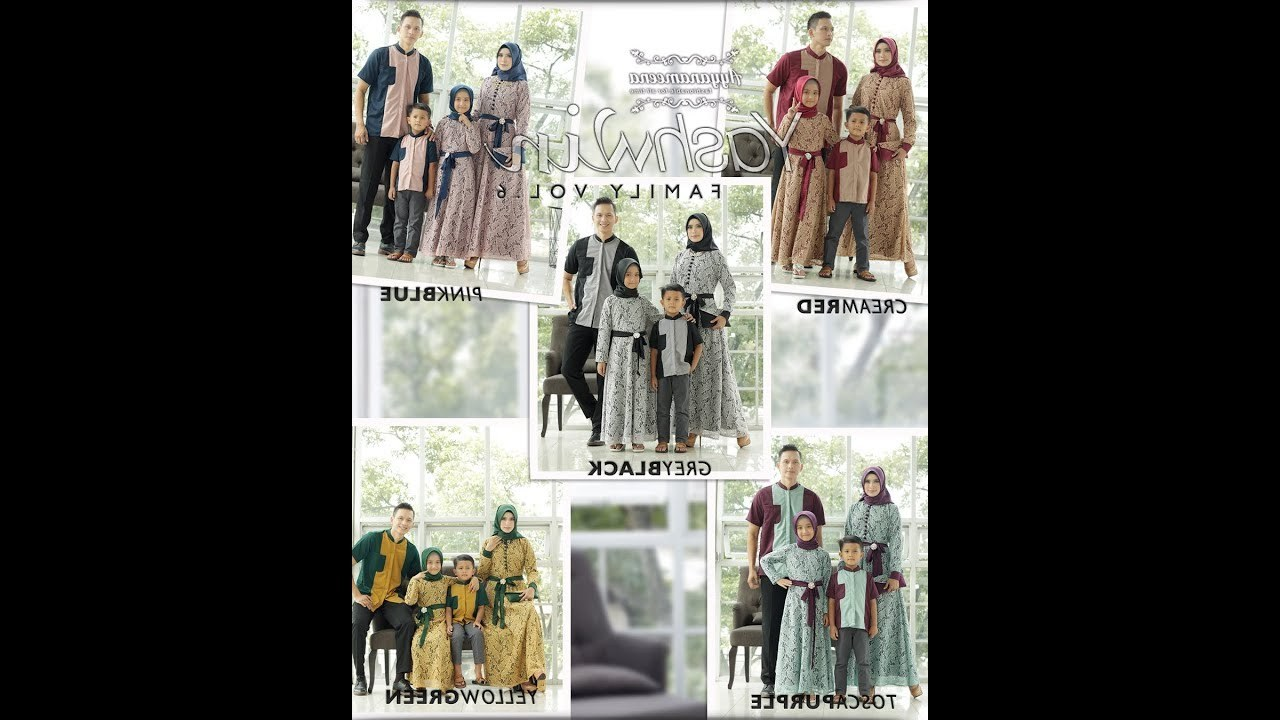 Ide Contoh Baju Lebaran Keluarga Ffdn Contoh Baju Seragam Keluarga Model Lebaran 2019 Sekarang