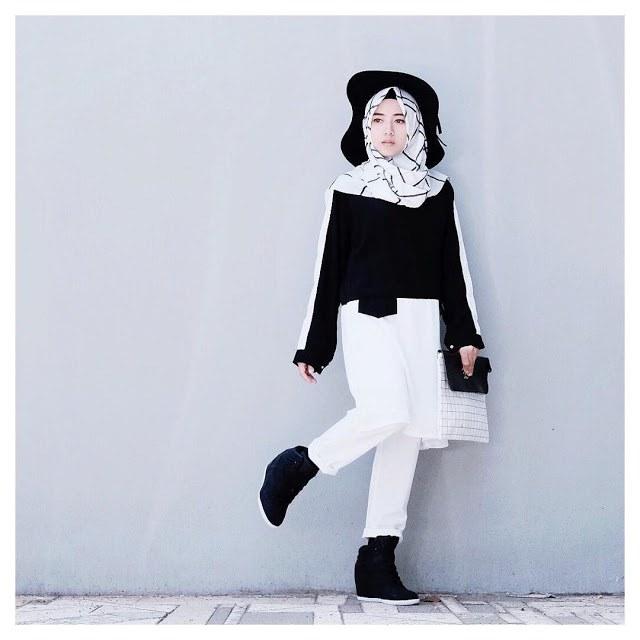 Ide Fashion Muslim Remaja Q0d4 Gaya Hijabers Kekinian Untuk Remaja Wanita