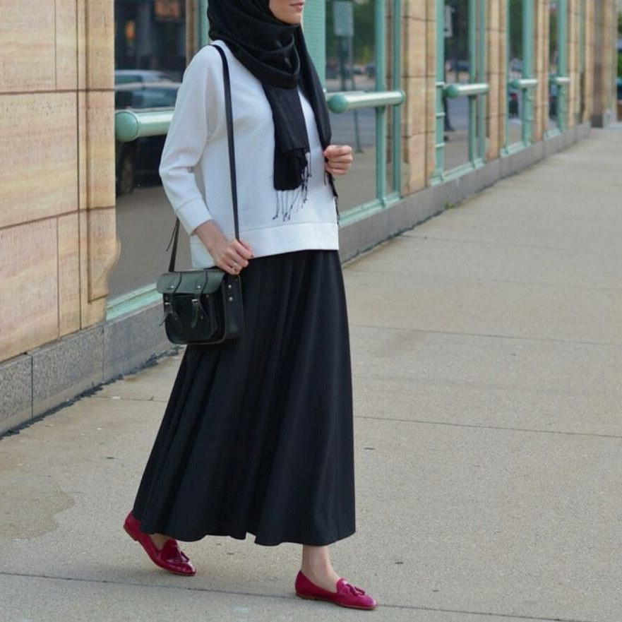 Ide Fashion Muslim Remaja Rldj 40 Inspirasi Desain Busana Muslim Remaja Terbaru 2018