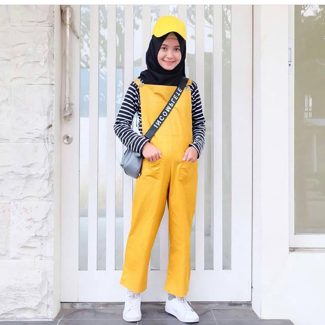 Ide Fashion Muslim Remaja Whdr 17 Koleksi Fashion Baju Hijab Remaja 2018 Gaya Masa Kini