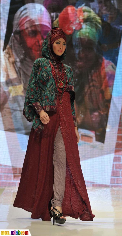 Ide Fashion Muslim Terbaru E6d5 Berita Terbaru Fashion Show Busana Muslim