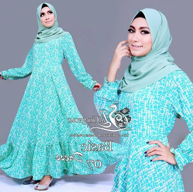 Ide Fashion Muslim Terbaru Gdd0 Model Fashion Terbaru Pakaian Muslim Wanita 2016 Model